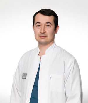 Офтальмолог - Маткаримов Акмаль Каримович