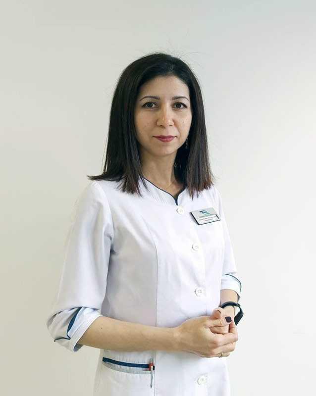 ALIYEVA MUNIRA ABDURASHIDOVNA