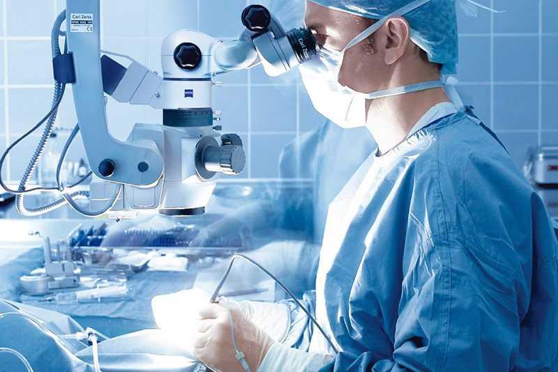 """Phacoemulsification of cataract"" on the innovative simulation system ""EYESI-CAT"" (VRmagic)"