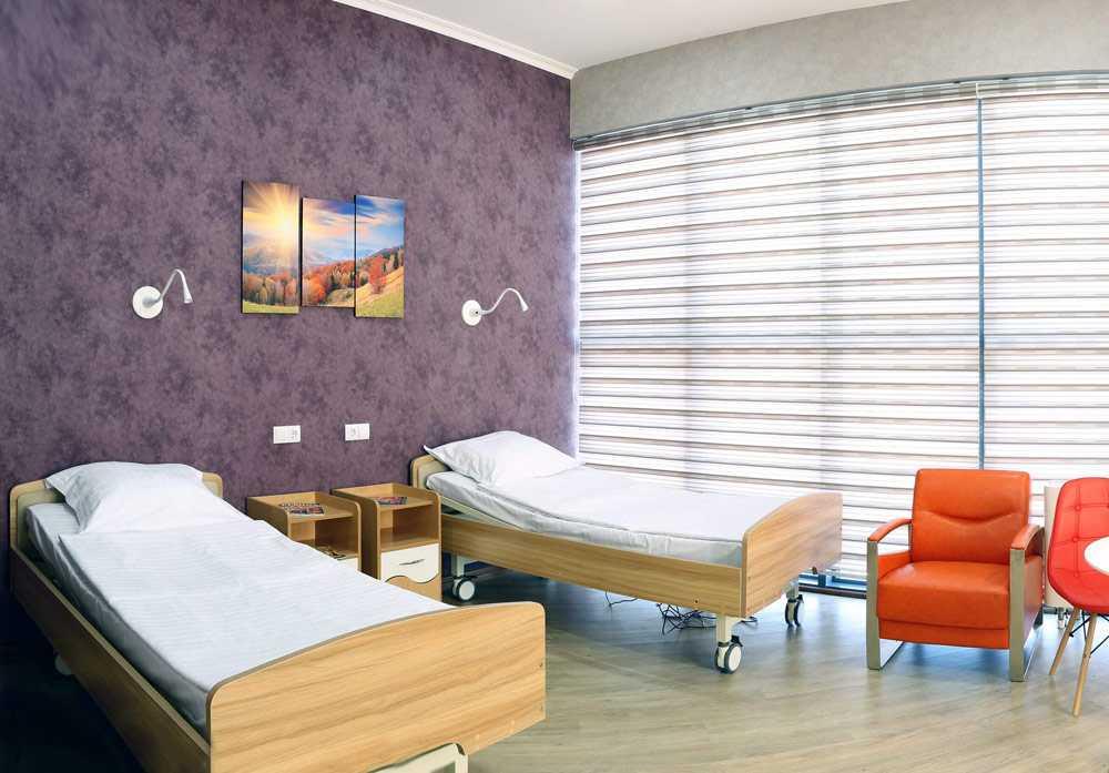 Стационар клиники DMClinic