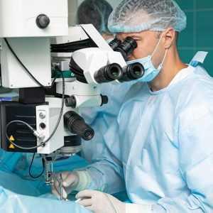 «Витреоретинальная хирургия» на инновационной симуляционной системе «EYESI – VRT» (VRmagic)